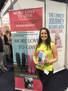helen davies, more love to give, secondary infertility matters